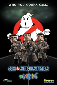 Ghostbusters-Minimate-Poster