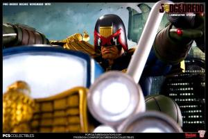 Judge Dredd on Lawmaster (25)