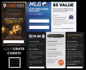 Lootcrate Game Codes