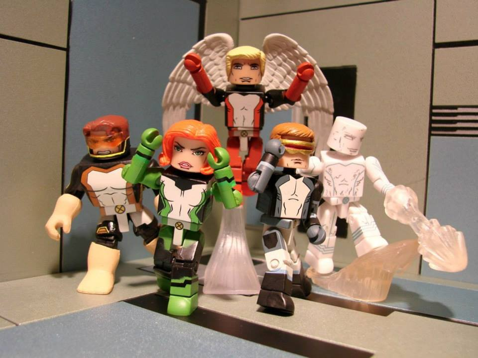 Marvel Minimates Series 59: All-New X-Men!
