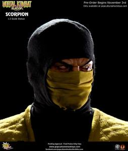 Mortal Kombat 13 Scorpion (20)