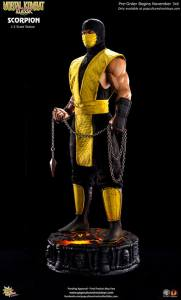 Mortal Kombat 13 Scorpion (4)