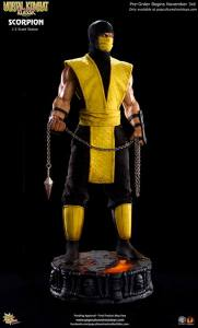 Mortal Kombat 13 Scorpion (8)