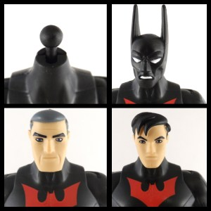 Total Heroes Batman Beyond 13 Heads