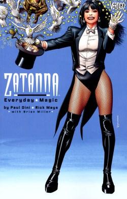 Zatanna 00 FC