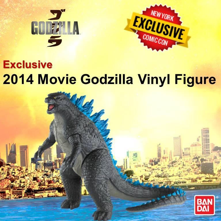 Bandai America's New York Comic Con 2014 Exclusives