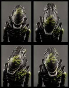 Aliens Minimates 16 Alien Head