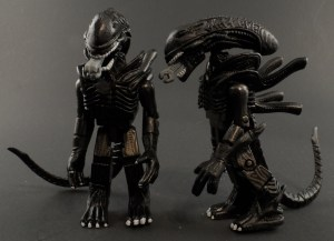 Aliens Minimates 20 Attacking Alien