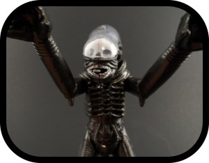 Metallic Alien 07