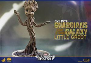 Guardians of the Galaxy 14 Little Groot Collectible (1)