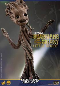 Guardians of the Galaxy 14 Little Groot Collectible (5)