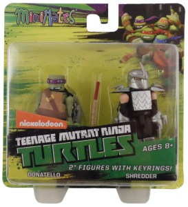 TMNT TRU Minimate 12 Don Shredder