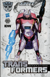 Transformers Generations Arcee 02 Dark Cybertron 12