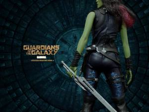 Guardians Of The Galaxy - Gamora (1)