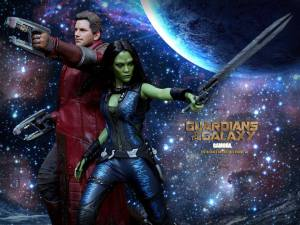 Guardians Of The Galaxy - Gamora (12)