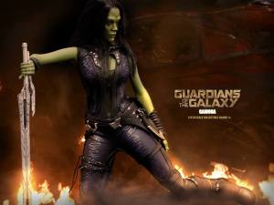 Guardians Of The Galaxy - Gamora (17)