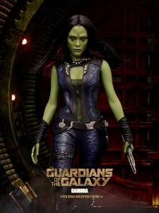 Guardians Of The Galaxy - Gamora (2)