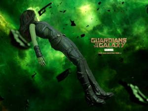 Guardians Of The Galaxy - Gamora (6)