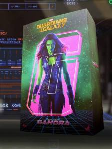 Guardians Of The Galaxy - Gamora (7)