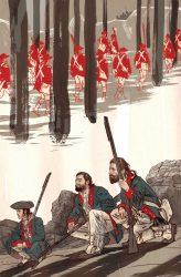 Rebels 1 by Tula Lotay