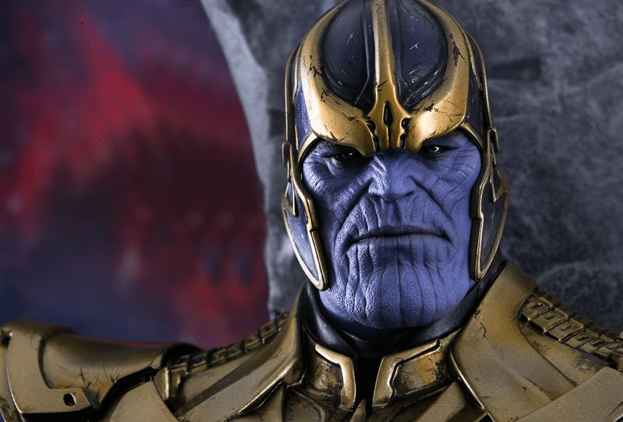 Guardians of the Galaxy: 1/6th scale Thanos Collectible Figure