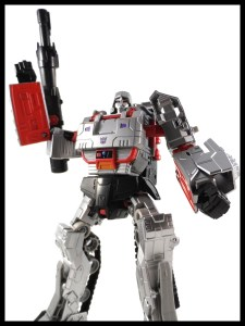 Generations Leader Megatron 21 Action