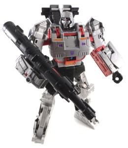 Generations Leader Megatron 22 Action