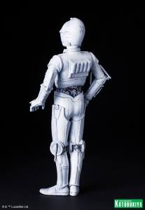 Star Wars R3-A2 & K-3PO ARTFX (10)