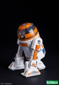 Star Wars R3-A2 & K-3PO ARTFX (20)