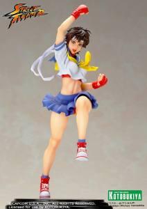 Street Fighter Sakura Bishoujo Statue (1)