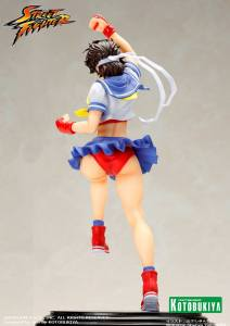 Street Fighter Sakura Bishoujo Statue (3)
