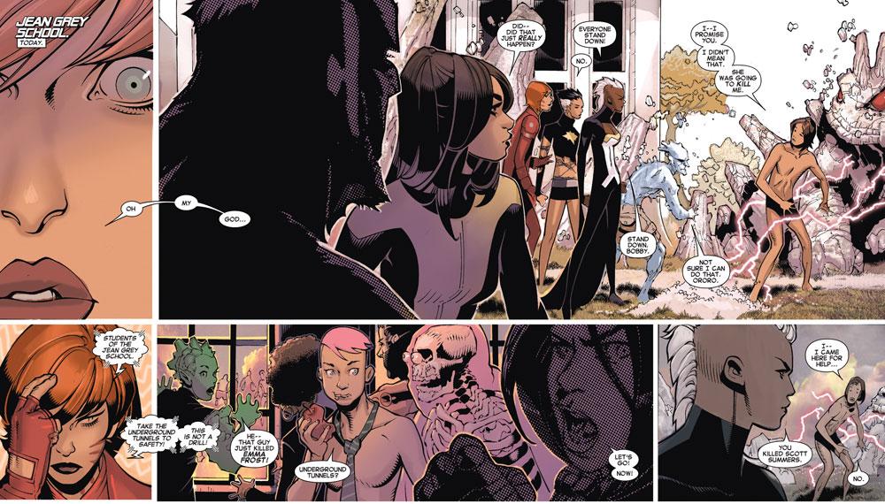 Review: Uncanny X-Men #31