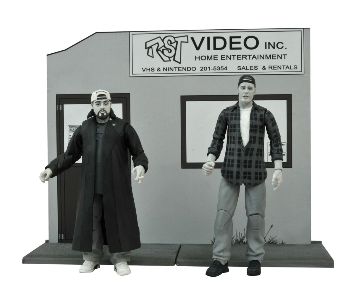 New Items Coming from Diamond Select Toys: Batgirl, Clerks, Slimer, NBX and More!