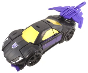 Transformers Blackjack 09 Car Gun
