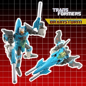 Transformers Generations Brainstorm Title