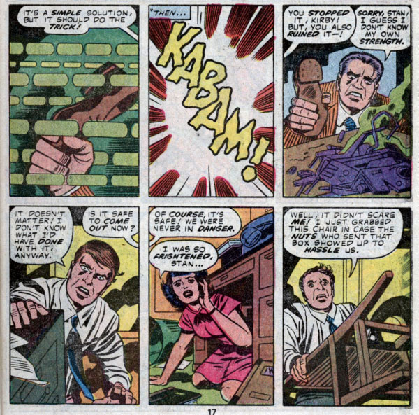 Reviews Of Old Comics: What If? #11