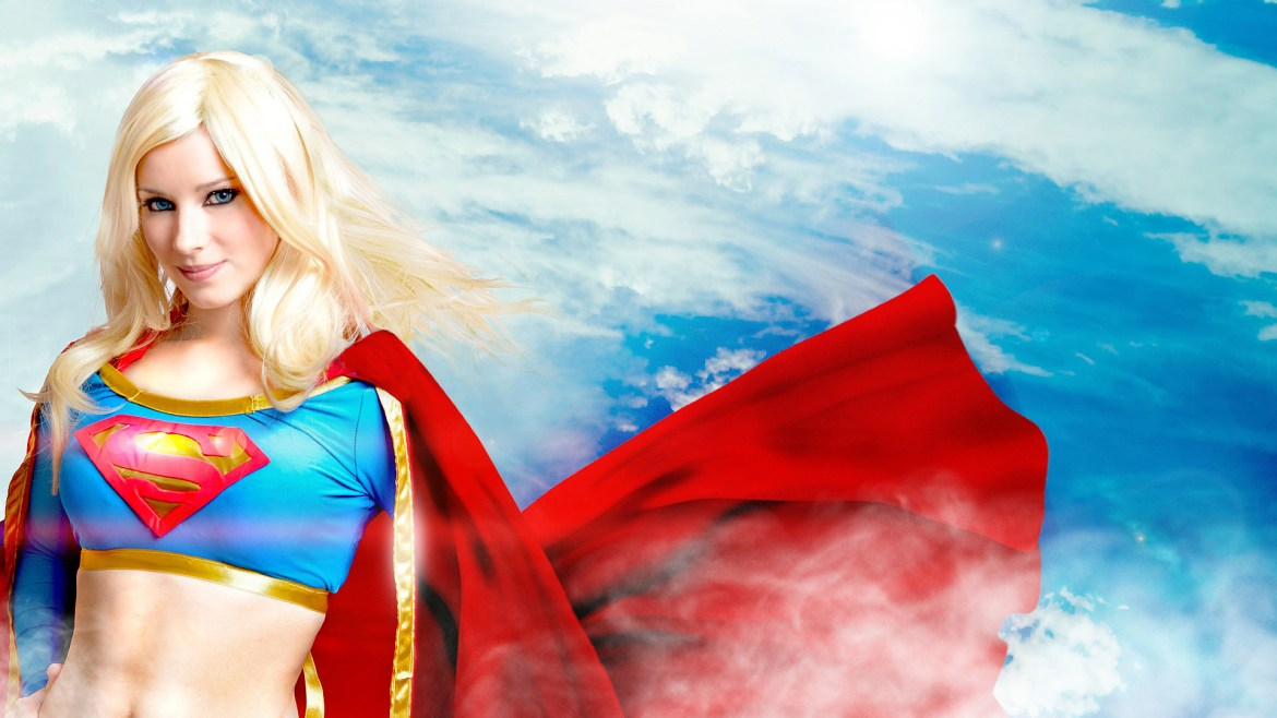 Cosplay Sunday The Supergirl Edition