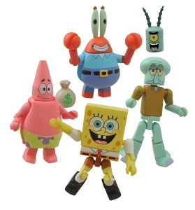 SpongeBobTRU5-Pack