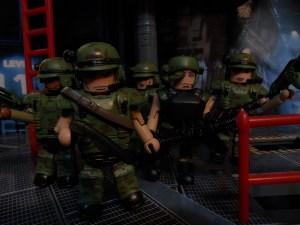 Aliens Minimates Hicks Ripley 18