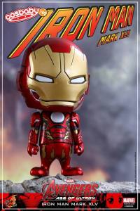 Avengers AOU Cosbaby Series 2. (2)