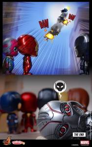 Avengers AOU Cosbaby Series 2. (21)