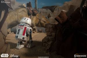 R5-D4 Sixth Scale Figure by Sideshow Collectibles (2)