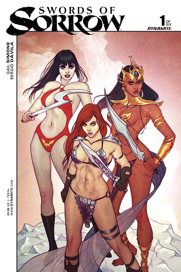 Review: Swords Of Sorrow #1