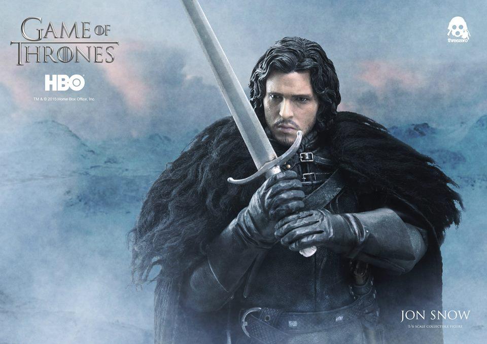Threezero 1:6 Game of Thrones Jon Snow