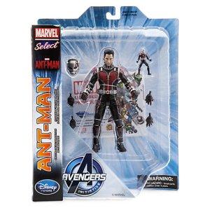 AntMan Marvel Select (10)