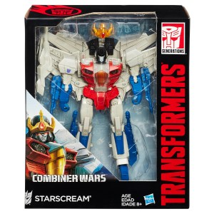 Starscream PKG