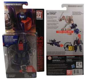 Transformers Legends Viper 01