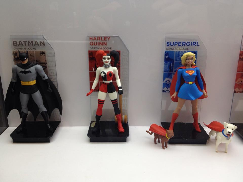 DC Collectibles SDCC Gallery