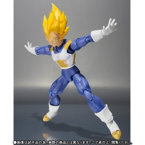Dragon Ball Z Super Saiyan Vegeta (4)