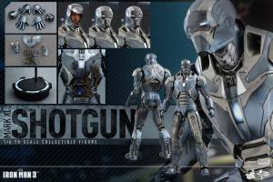 Hot Toys Iron Man Mark XL 01
